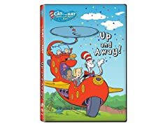 Dr. Seuss DVD - Up and Away