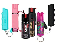 Sabre Pepper Spray 2-Packs