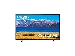 "Samsung 65"" Curved TU-8300 Series 4K TV"