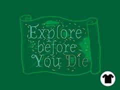 Explore Before You Die
