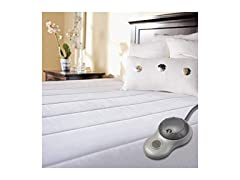 Sunbeam Heated Mattress Pad, Twin