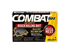 Combat Max 12 Month Roach Killing Bait