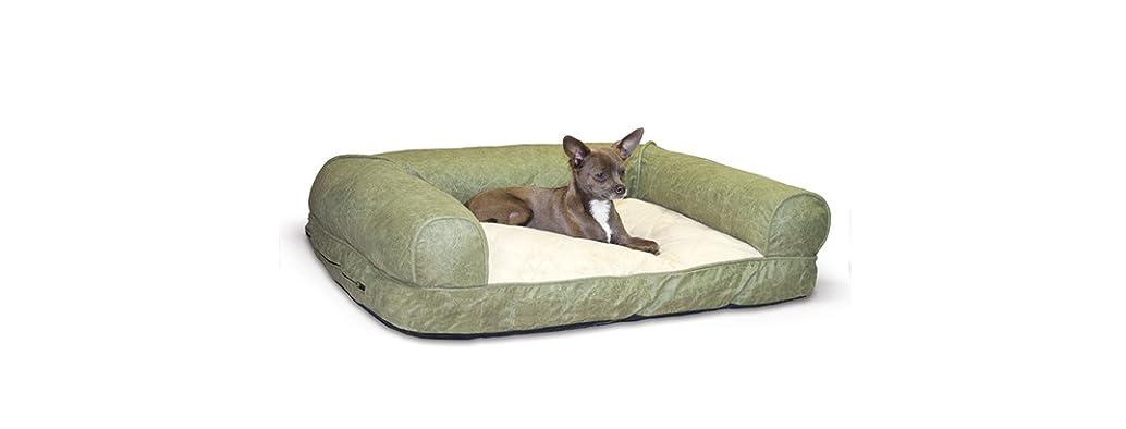 Lazy Sofa  Sleeper Green- Small