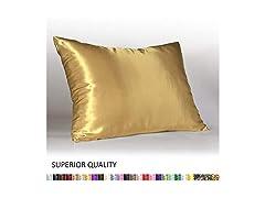 Shop Bedding Luxury Satin Pillowcase