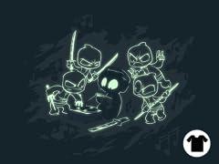 Oblivious Ninja Rocks