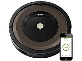 iRobot Roomba 890 Robot Vacuum with Wi-Fi