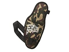 Bass Camo Beer Holster