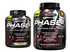 Muscletech Phase8 Protein (3 Flavors)