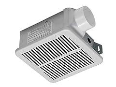 Hoover Bath Exhaust Fan, White Finish