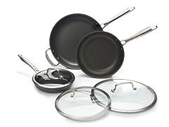 Cuisinart 6-Piece Skillet Set
