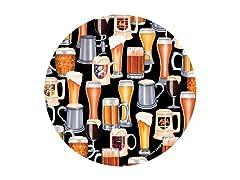 Beer Collage Coasters- Set of 4