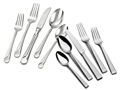 18/10 Flatware Sets - Your Choice - 2 Styles