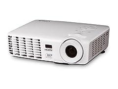 2600 Lumen SVGA 3D-Ready Projector
