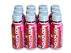 BSN N.O. Xplode RTD Fruit Punch 12-Pack