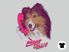 Phone Collie