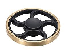 Fidget Spinner - Luxury Metallic Spinner