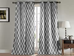Duck River Kittattinny Geometric Darkening Curtain