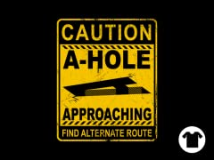 A Hole Approaching