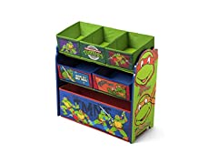 Delta Children Multi-Bin Toy O