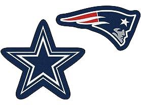 NFL Mascot Area Rugs