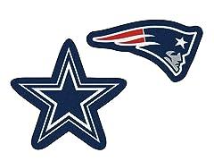 NFL Mascot Mat