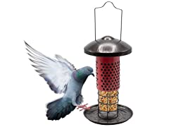 2-in-1 Circular Sliding Bird Feeder
