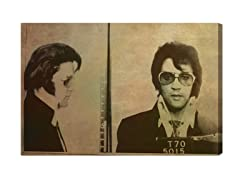Elvis Mugshot (Multiple Sizes)