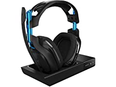 ASTRO Gaming A50 Wireless Dolby Gaming Headset - PlayStation 4 & PC