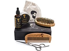 Ed: Rapid Beard Grooming & Trimming Kit