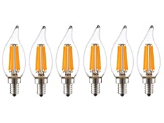 CA10 Light Bulbs (6-Pack)