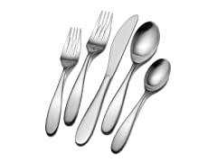42pc Forged Flatware Set-Alpine