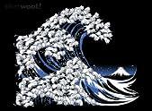 Kanagawa Cat Wave