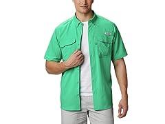 Columbia Men PFG Blood&Guts III SS Shirt