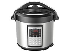 COSORI 8 Quart 8-in-1 Multi-Functional Pressure Cooker