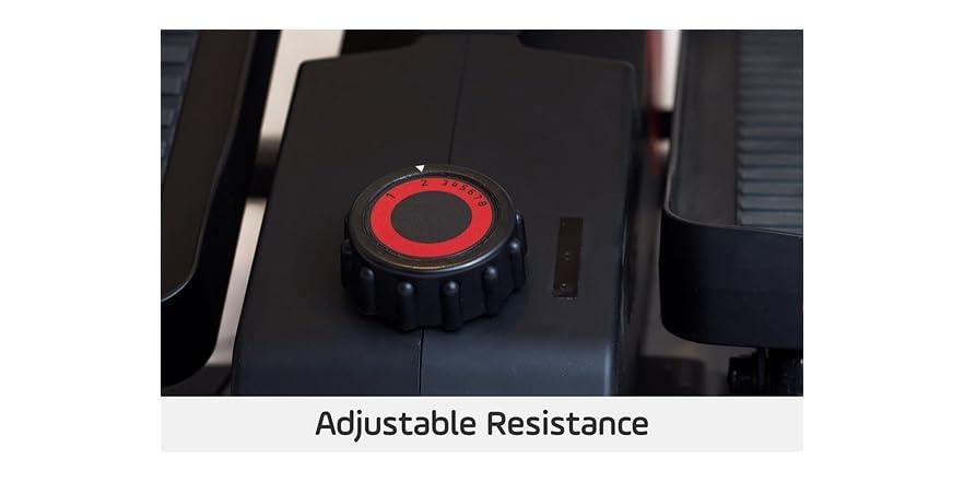 Cubii Smart Under Desk Elliptical Noir