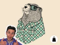 Meet the Woodchuck Tote