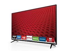 """VIZIO 50"""" 1080p Full‑Array LED Smart TV"""