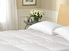 "3"" Quilted Featherbed-4 Sizes"