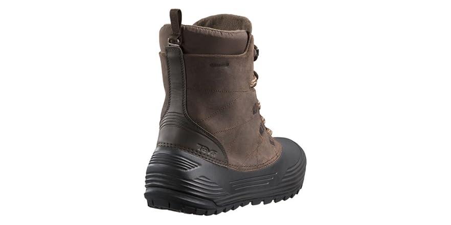 843b78338bdd Teva Men s Highline Boot- Coffee Sz. 13