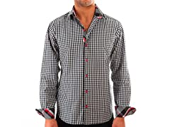 Lucky Luciano Chester Slim Fit Casual Shirt