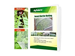 Agfabric Bug Net Insect Bird Net