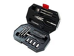 26-Piece Tool set with Flashlight