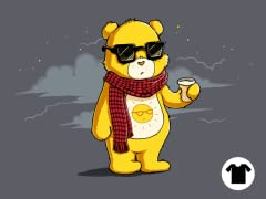 Couldn't Care Less Bear