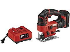 SKIL 20V Jigsaw with Battery & Charger