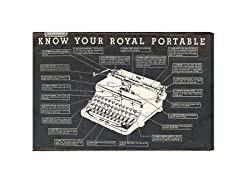 Royal Portable Dark (Multiple Sizes)