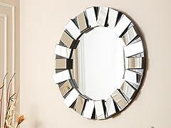 Calabasas Round Wall Mirror