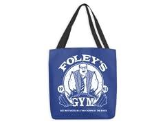 """""""Motivational Gym"""" Medium Tote Bag"""