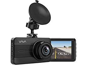 VAVA Dash Cam 1080P Full HD Car DVR