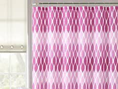 Janson Embossed Shower Curtain