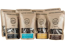Joe Chocolates Coffee + Chocolate 8-Pack Sampler